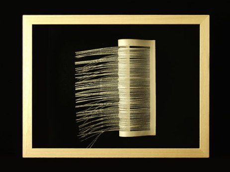 Jo Howe book sculpture A-delicate-subject