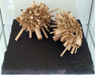 Jo Howe book sculpture Arrrghhh!