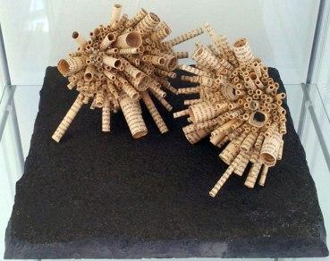 Jo Howe book sculpture Arrrghhh!