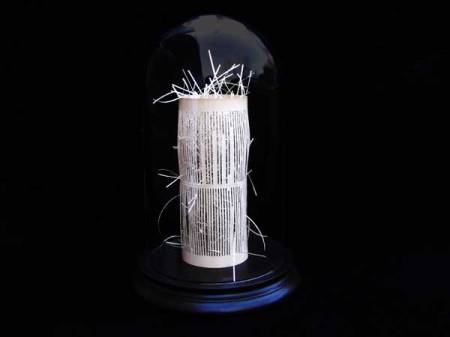 Jo Howe book sculpture internal-dialogue