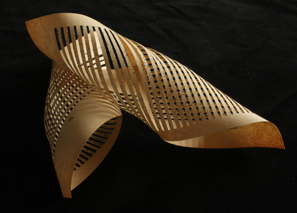 Jo Howe book sculpture voices-overlaid