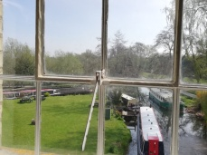 Studio - view from the front window